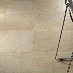 barge gialla ceramica panaria pavimento effetto pietra per esterni - Edil Siani