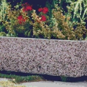 fioriera multicolor Bonfante arredo giardino - edil siani