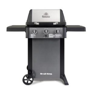Barbecue a gas Broil King Gem 320 - edil siani (2)