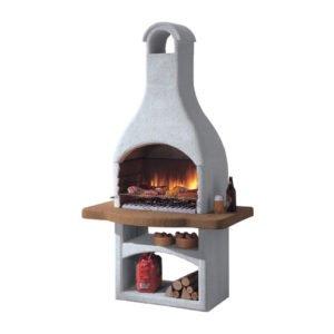 bbq barbecue in muratura Cancun Palazzetti - Edil Siani srl