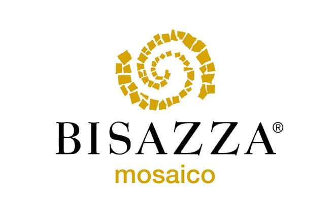 logo bisazza mosaico edil siani