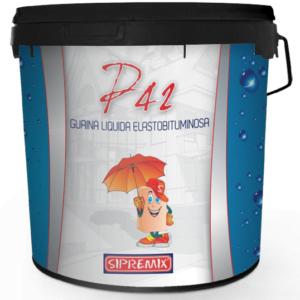 sipremix p42 guaina liquida elastobituminosa - edil siani