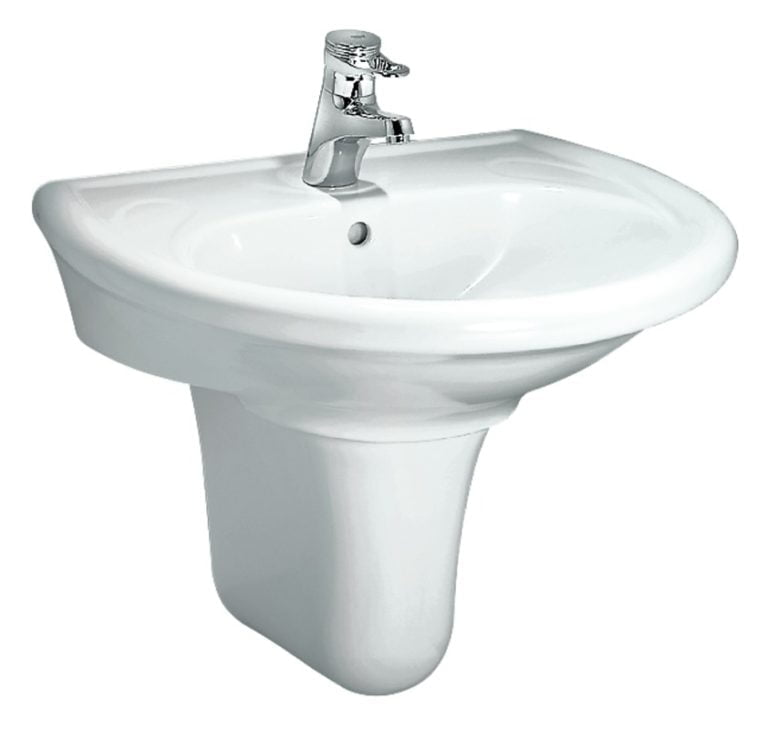 Bandini Robinetterie : Colonna lavabo ideal lavabot with