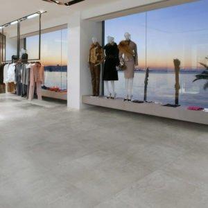 Urban Nature Portland Panaria Ceramica pavimento finto cemento - edil siani