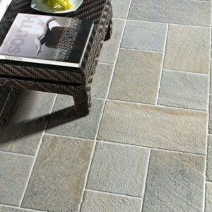 barge grigia panaria ceramica bioarch gres effetto pietra per esterni - edil siani
