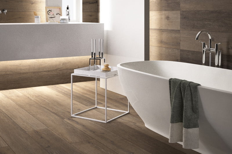 Bagno finto legno awesome finto legno commercial mq with bagno finto legno awesome piastrelle - Piastrelle finto legno prezzi ...