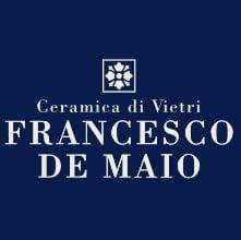 logo francesco DE MAIO ceramiche vietresi - edil siani
