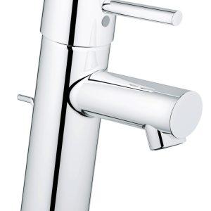 miscelatore lavabo concetto grohe - edil siani