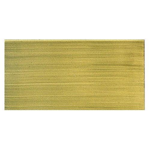 Pennellato verde marcio de maio francesco 10x30 cm ceramica di vietri edil siani - Piastrelle seconda scelta ...
