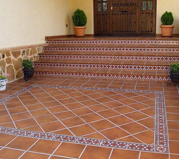 Gres effetto cotto antico prezzi pavimento interno cotto beige xx cm pei r gres with gres - Cotto per esterno prezzi ...