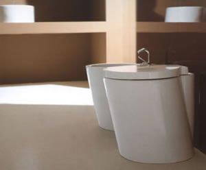 serie vaso e bidet wind vitruvit - edil siani