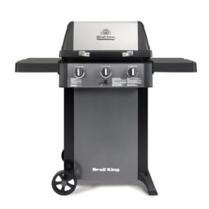 Barbecue a gas Broil King Gem 320 - edil siani (2)