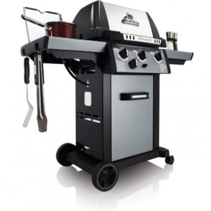 Barbecue a gas Broil King Monarch 340 - edil siani