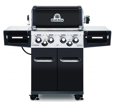 Barbecue a gas Broil King Regal 490 - edil siani