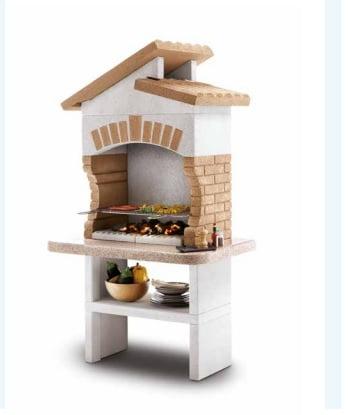 bbq barbecue in muratura Tupai Palazzetti - Edil Siani Srl