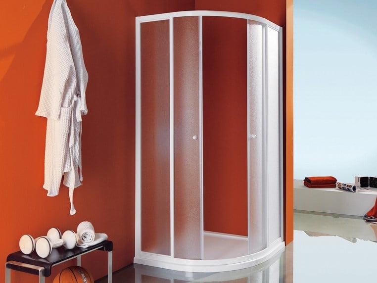 Box e piatto doccia soft wave completo di raccorderia edil siani