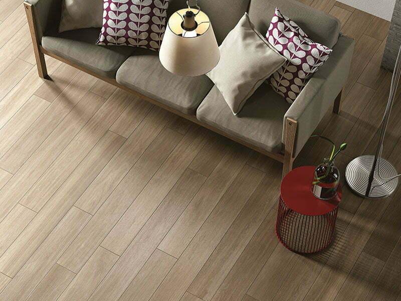 Effetto legno ceramiche milano