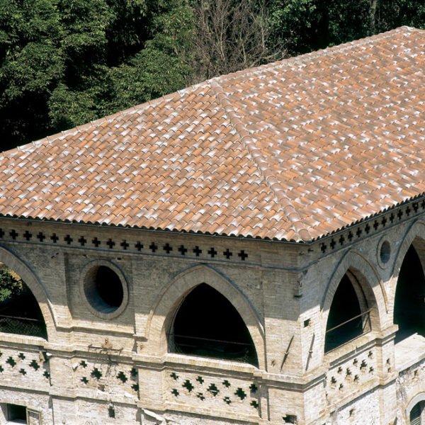 tegola portoghese antica perusia fbm liscia - edil siani