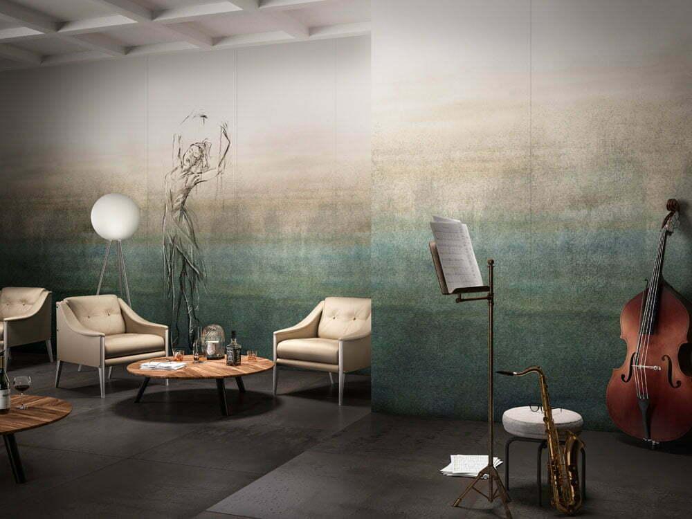 kerlite wanderwall color ballet plus prima scelta cotto d. Black Bedroom Furniture Sets. Home Design Ideas