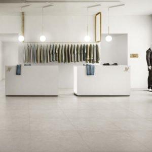 Resine Grigio la Fabbrica 80X80 gres porcellanato pavimento - edil siani