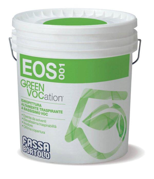 EOS 001 fassa bortolo idropittura traspirante per interni - edil siani