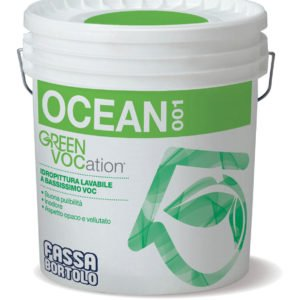 OCEAN 001 fassa bortolo idropittura lavabile per interni - edil siani
