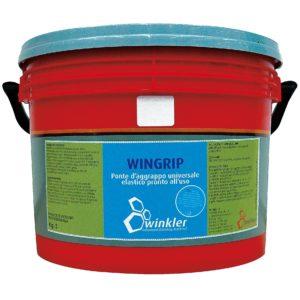 Ponte di aggrappo Wingrip Winkler grigio 10 Kg isolante impermeabilizzante guaina - edil siani