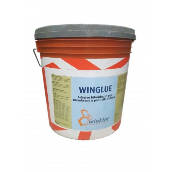 Winglue Winkler Adesivo Bituminoso a base acquosa 20 Kg.- edil siani