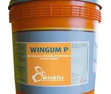membrana liquida bituminosa a base acquosa Wingum Plus Winkler 10 Kg - edil siani