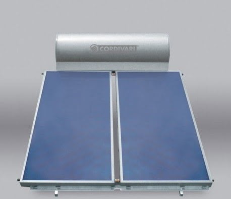 pannello solare panarea cordivari 300 lt - edil siani disegno tecnico 2