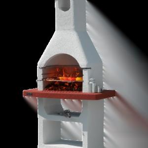 barbecue in muratura MCZ cayman